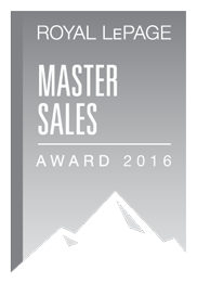 Royal LePage Master Sales 2016