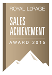 Royal LePage Sales Achievement 2015